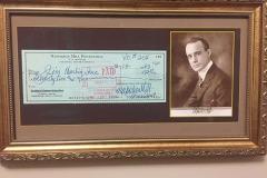 Napoleon Hill Foundation Certificate